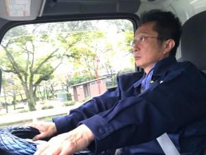 桜井乗務員